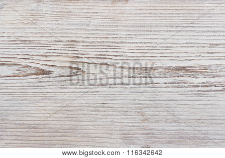 Wood Grain Texture, White Background