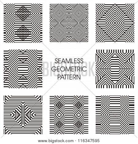 Set of Geometric pattern