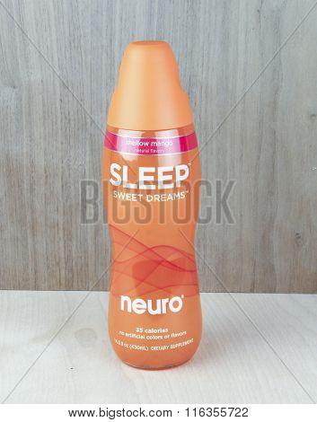 Bottle Of Neuro Sleep Sweet Dreams Drink