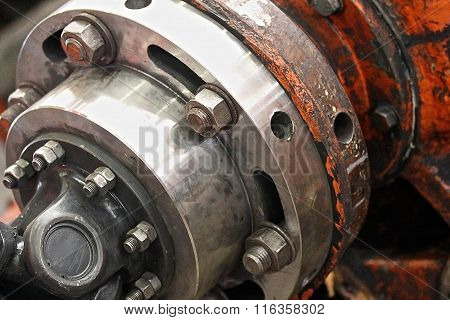 Wheel Assembly Rotation
