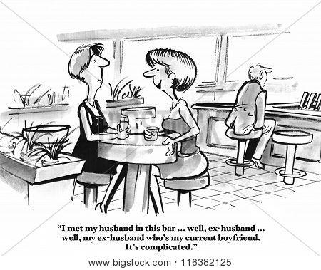 Dating Ex-Husband
