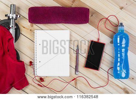 Equipment For Fitness.