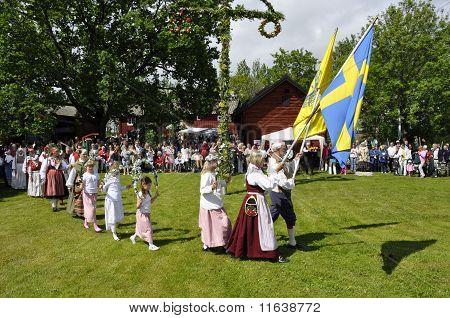 Folklore ensemble of Sweden