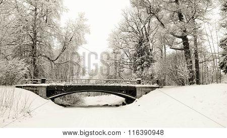 Catherine Park. Russia. Pushkin