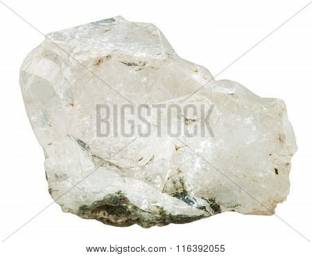 Natural Rock Crystal (clear Quartz) Mineral Stone