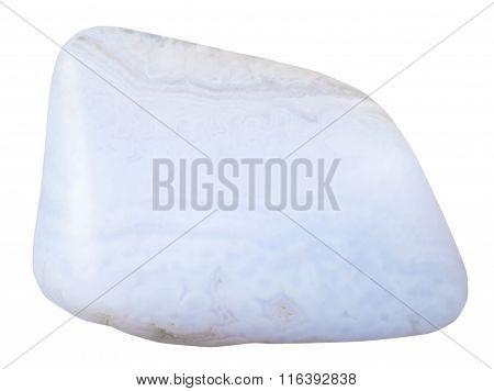 Specimen Of Blue Lace Agate Natural Mineral Gem