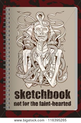 sketchbook cover