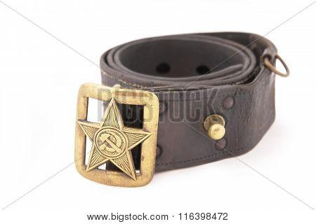 Soviet Standard Senior Officer Belt