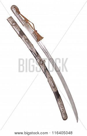 Sabre (cavalry Sword) Of Asian Type
