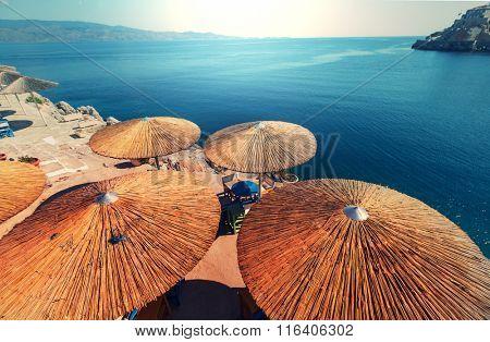 Gorgeous beach in Greece