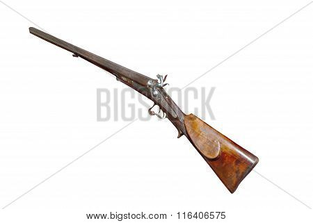 Hunting Double-barrelled Gun