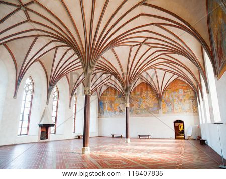 Malbork Grand Refectory