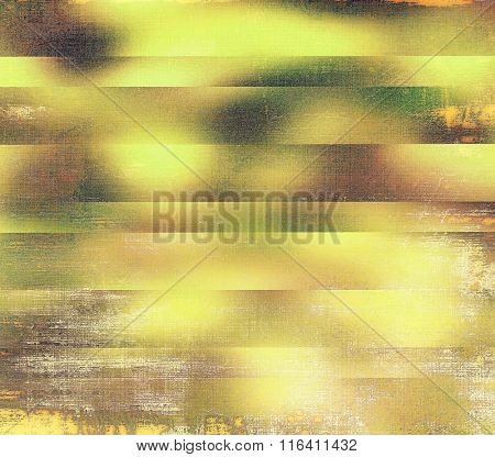 Abstract retro background or old-fashioned texture. With different color patterns: yellow (beige); brown; red (orange); gray; green