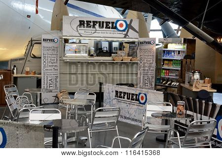 RAF Cosford Museum Cafe