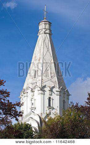Ascension Orthodox church in Kolomenskoe