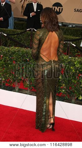 LOS ANGELES - JAN 30:  Eva Longoria at the 22nd Screen Actors Guild Awards at the Shrine Auditorium on January 30, 2016 in Los Angeles, CA