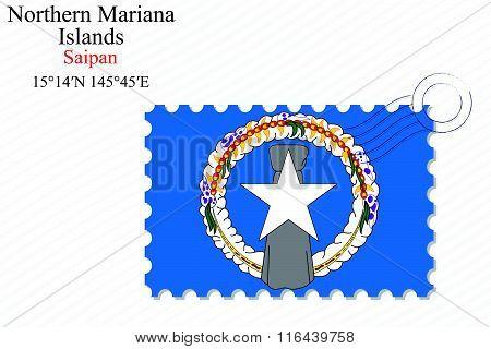 Northern Mariana Islands Stamp Design