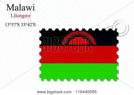 Malawi Stamp Design