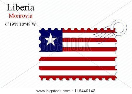 Liberia Stamp Design