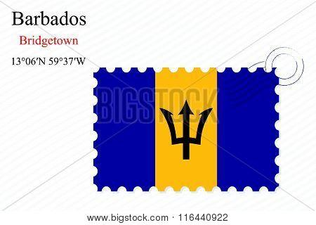 Barbados Stamp Design