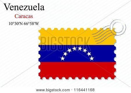 Venezuela Stamp Design