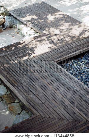 Wood Walkways