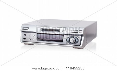 Mini-disc Player, Isolated