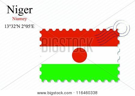 Niger Stamp Design