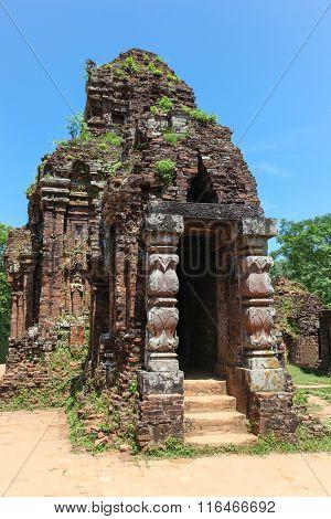 My Son Temple Complex - Vietnam