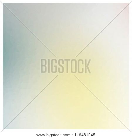 Illustration Vector Pastel Triangle Abstract Background, Square Design For Every Artwork