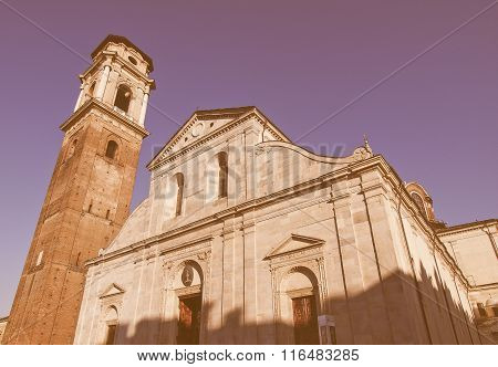 Turin Cathedral Vintage