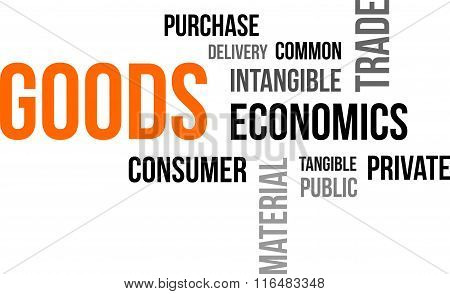 Word Cloud - Goods