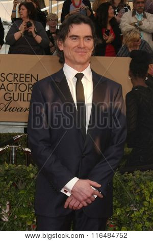 LOS ANGELES - JAN 30:  Billy Crudup at the 22nd Screen Actors Guild Awards at the Shrine Auditorium on January 30, 2016 in Los Angeles, CA