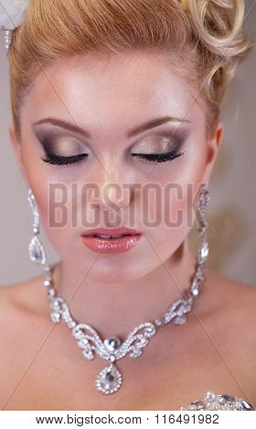 Wedding Day Bridal Make Up