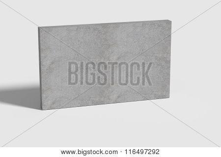 Three-dimensional Grey Wall