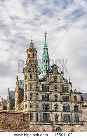 Kronborg Castle Closeup