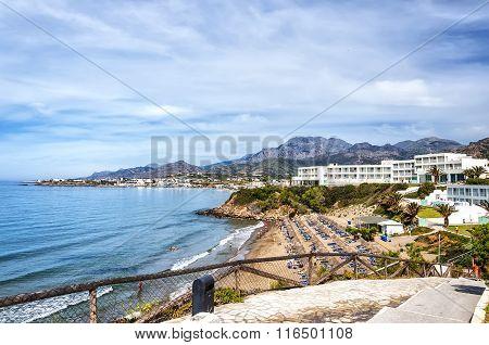 Makrygialos Beach Resort