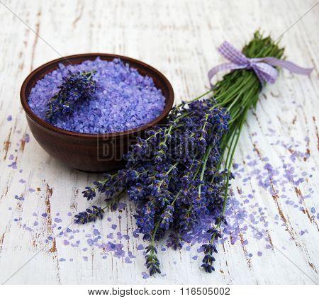 Lavender And Sea Salt
