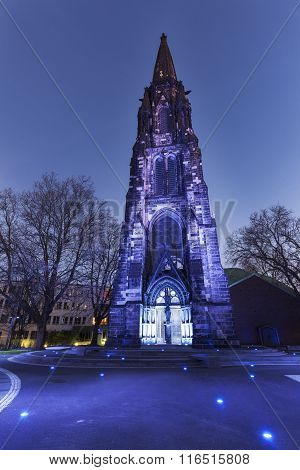 Christ Church In Bochum