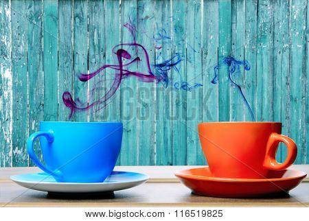 Surrealistic Tea Ceremony