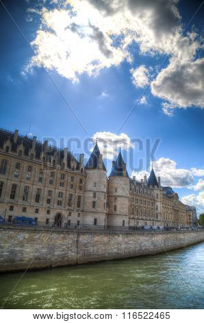 Conciergerie In Paris, France