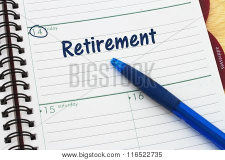 Planning Your Retirement