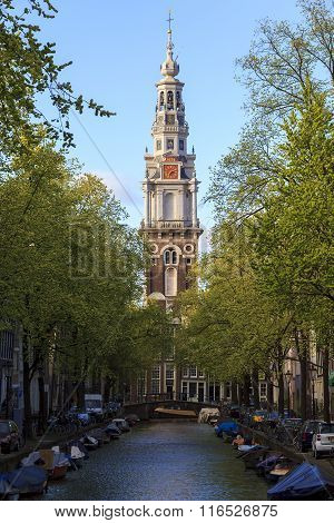 South Church Amsterdam