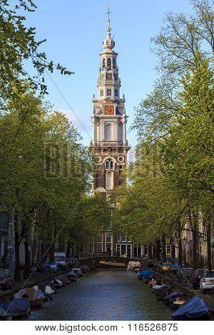 South Church Amsterdam