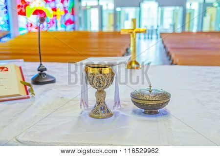 Catolic Church - Altar