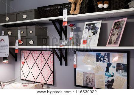 Ikea Show Room