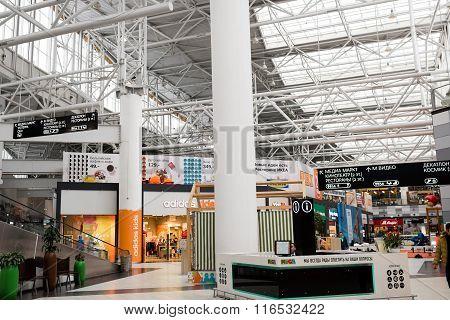 Mega Belaya Dacha Mall