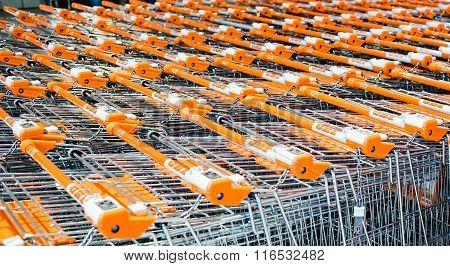 Raws Of Shopping Carts