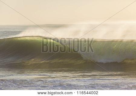 Wave Storm Swells