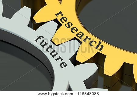 Research Future Concept On The Gearwheels